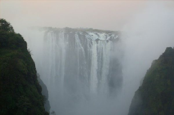 Victoria Falls National Park - Intondolo Safaris and Tours